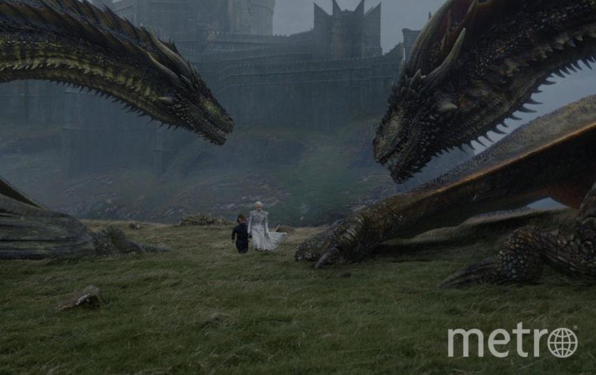 Драконье Логово. Фото HBO.