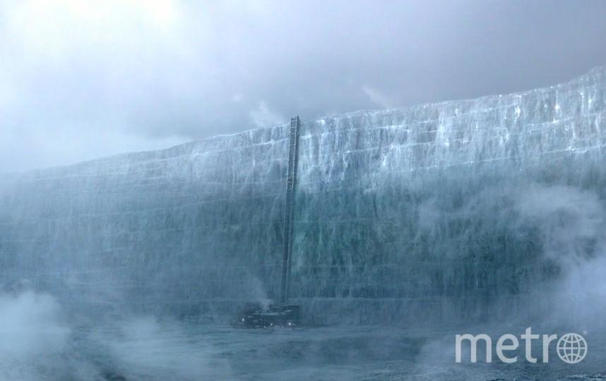 Стена. Фото HBO.