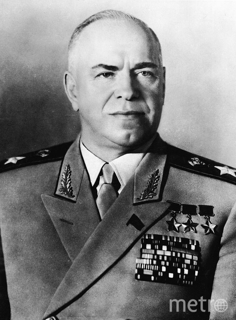 Георгий Жуков. Фото Getty