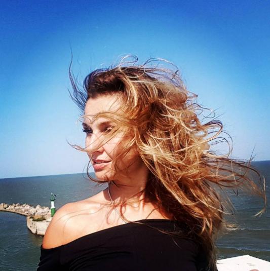 Ольга Половкова. Фото Instagram ольги Половковой.