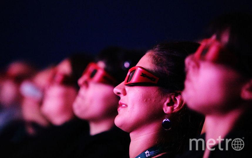 Кинотеатры остаются самым популярным местом проведения досуга. Фото Getty