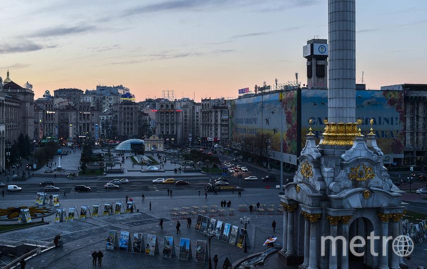 Киев, Украина. Фото Getty