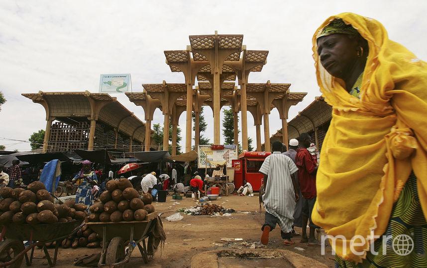 Нигерия, архив. Фото Getty