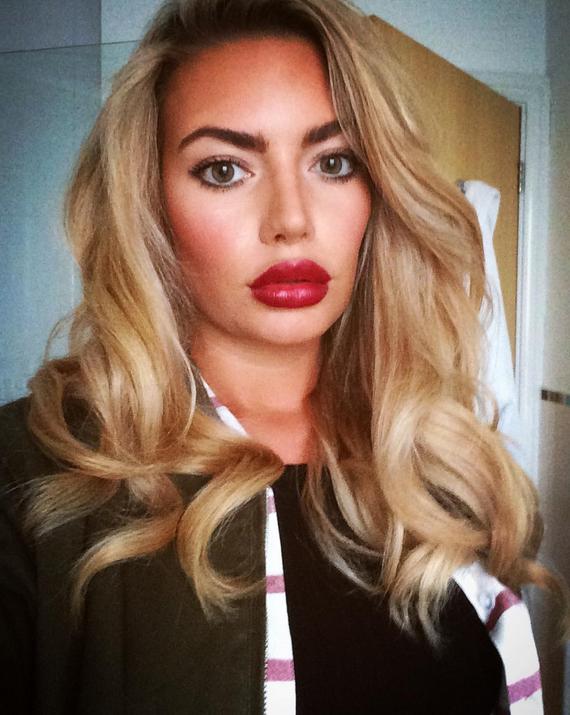 """Белокурая модель покорила мужчин """"горячим"""" Instagram. Фото Скриншот/Instagram: meganbartonhanson"""