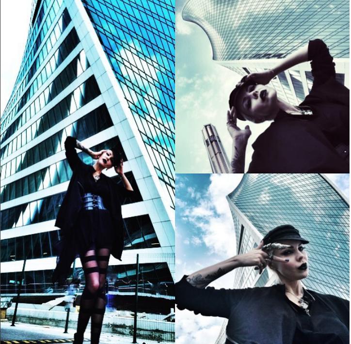 Джулия Ванг - фотоархив.