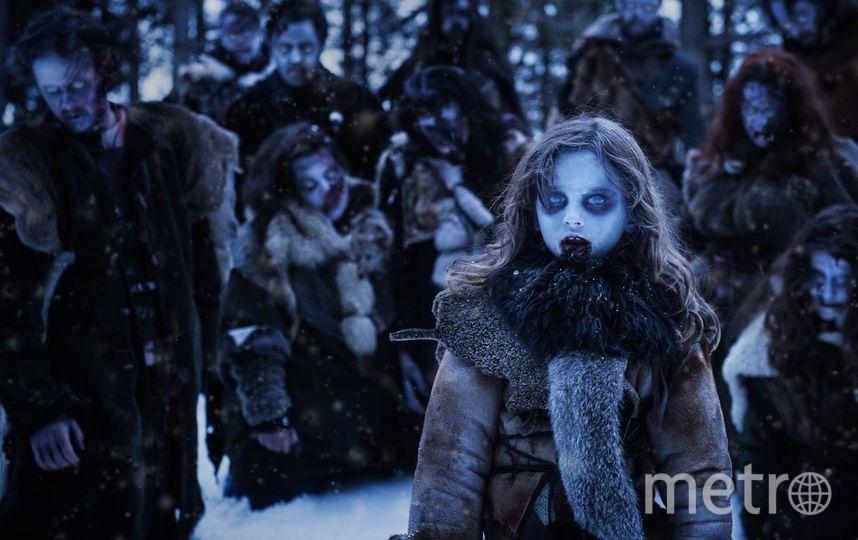 """Ходоки из """"Игры престолов"""". Фото HBO."""