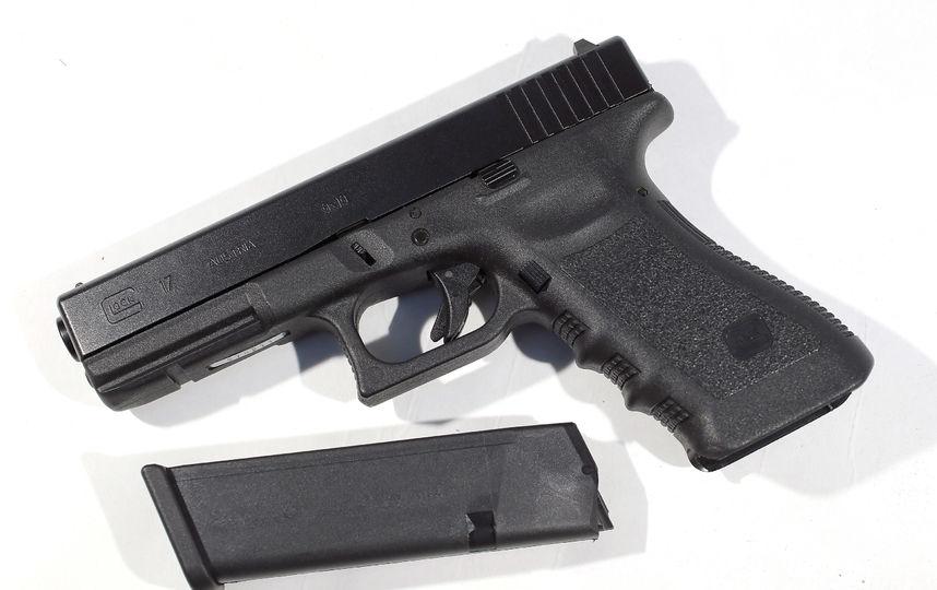 Пистолет Glock. Фото Getty
