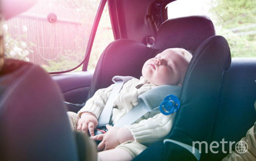 В Татарстане двухлетний малыш умер - его закрыли в машине на жаре. Фото Getty