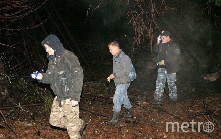 """В Туве нашли детей, пропавших в тайге (Архивное фото). Фото Василий Кузьмичёнок, """"Metro"""""""