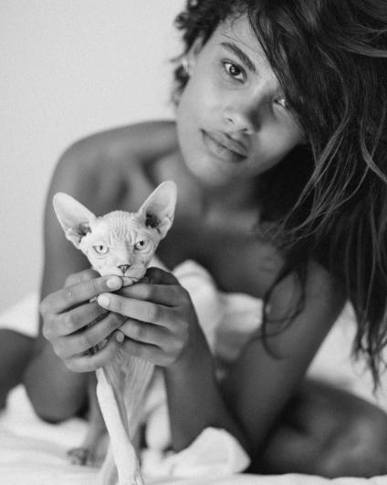 Тина Кунаки. Фото Instagram Тины Кунаки