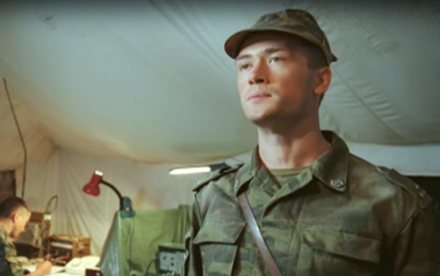 """Актёр Пашинин, кадр из сериала """"Грозовые ворота"""". Фото Скриншот Youtube"""