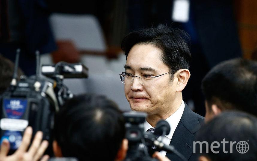 Вице-президент компании Samsung Electronics Ли Чже Ён. Фото Getty