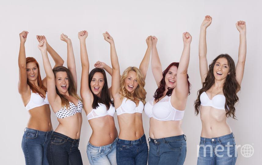 Как меняется мода на тела. Фото iStock