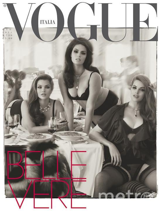 Vogue, Italia. Фото Vogue