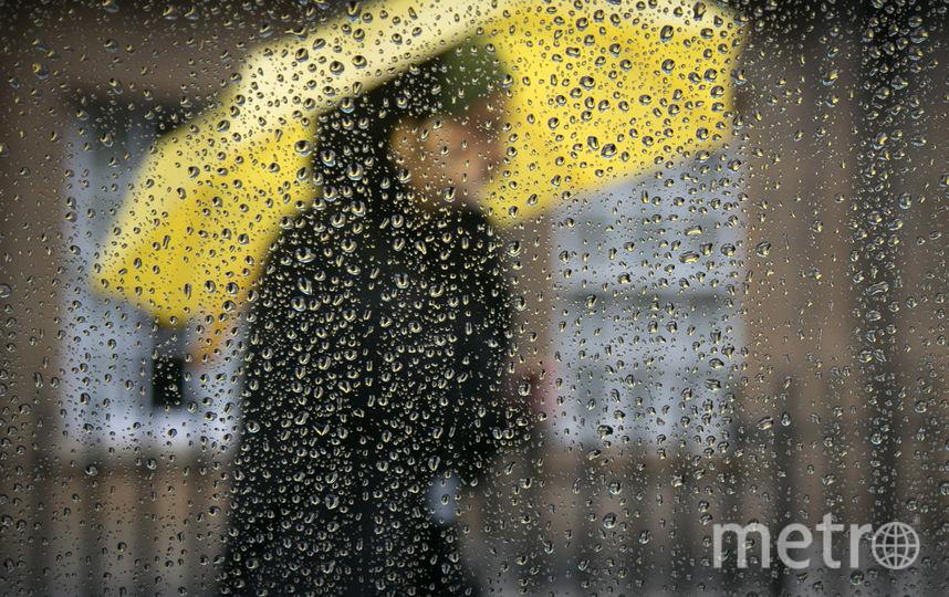 В Петербурге за сутки выпала половина месячной нормы осадков. Фото Getty