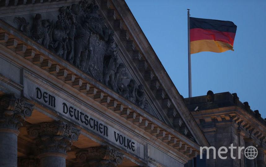 Бундестаг. Фото Getty