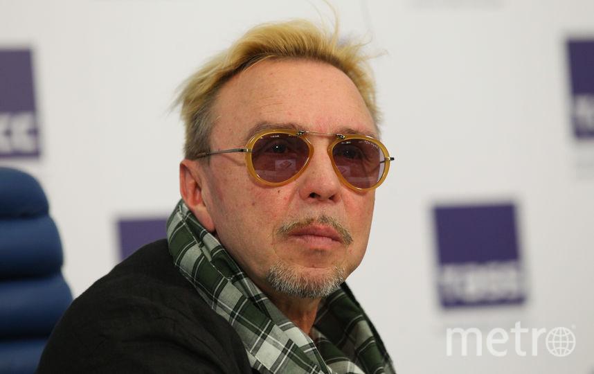Гарик Сукачёв. Фото Василий Кузьмичёнок