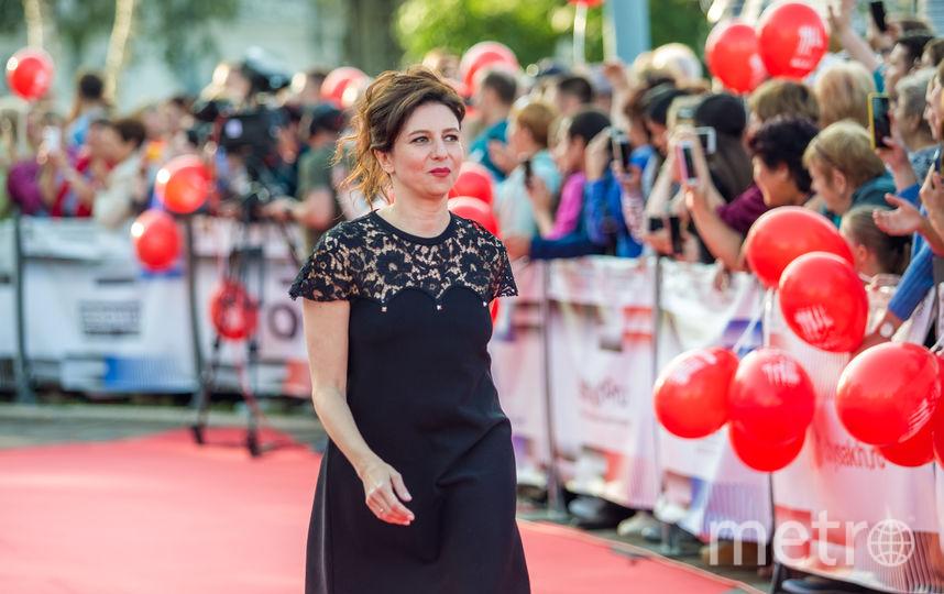 Актриса Алиса Хазанова, член жюри СМКФ. Фото предоставлены организаторами фестиваля