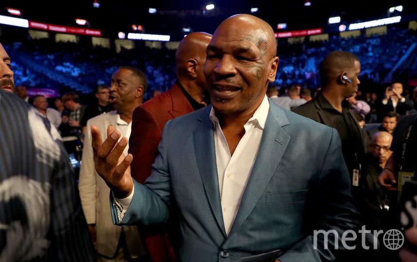Легендарный боксер Майк Тайсон. Фото Getty