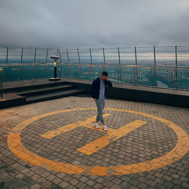 Станислав Думкин. Фото Instagram @dumkin