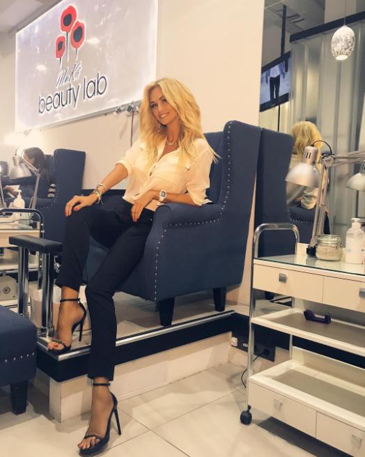 Виктория Лопырева. Фото Instagram @lopyrevavika