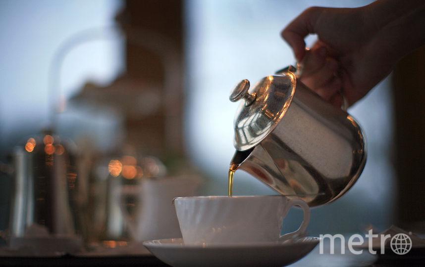 Чайник. Фото Getty