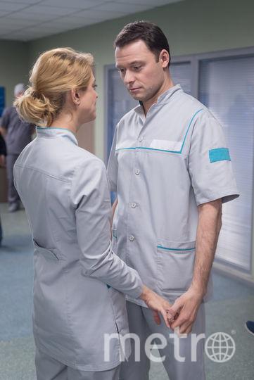 Кристина Кузьмина и Илья Носков. Фото Предоставлено прсс-службой канала Dомашний.