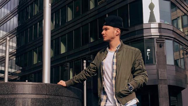 Станислав Думкин - фотоархив. Фото  Фото Instagram @dumkin