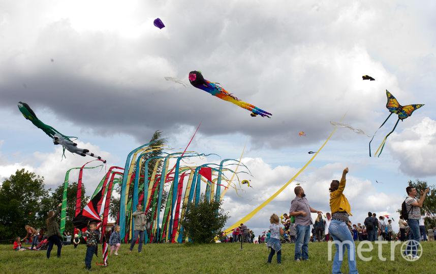 Фестиваль воздушных змеев. Фото Василий Кузьмичёнок