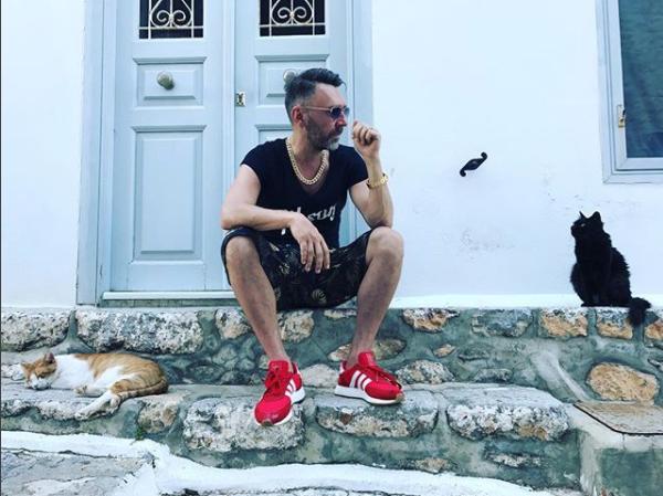 Сергей Шнуров. Фото https://www.instagram.com/shnurovs/