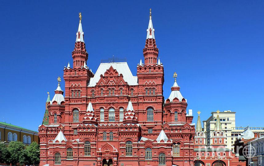 Государственный исторический музей Москвы. Фото Wikipedia/Marcin Konsek