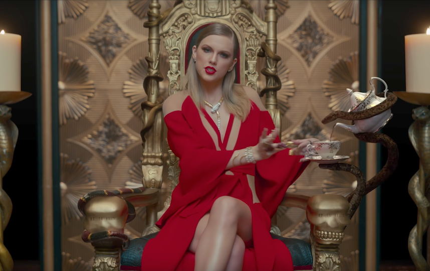Кадр из нового клипа Тейлор Свифт. Фото Скриншот Youtube