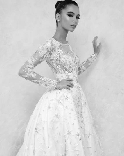 Сарина Турецкая. Фото Instagram невесты.