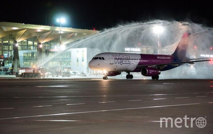 ИзПулково вБудапешт иобратно начал летать лоукостер Wizz Air