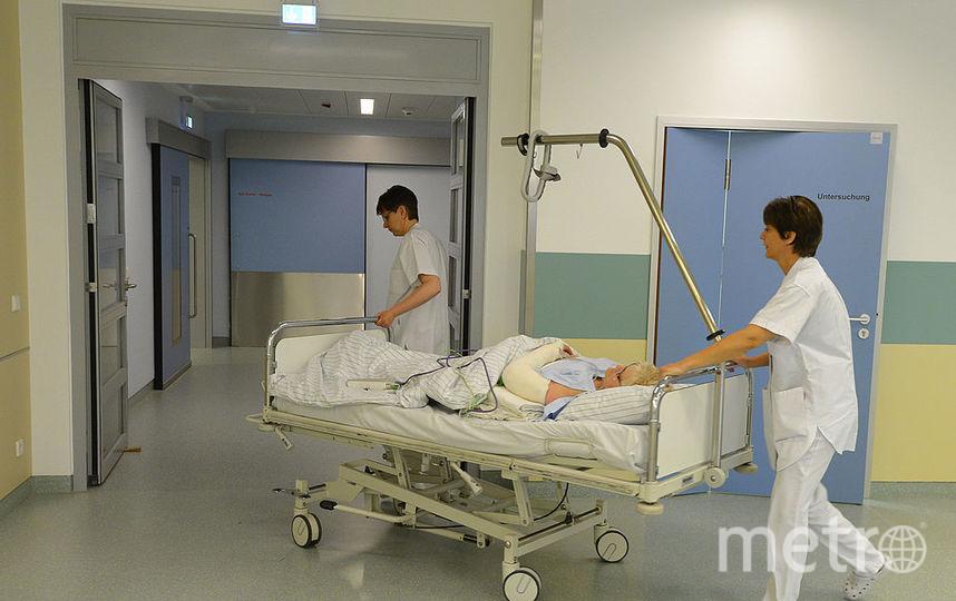 В Германии медбрата подозревают в убийстве 84 пациентов( Жанровое фото). Фото Getty