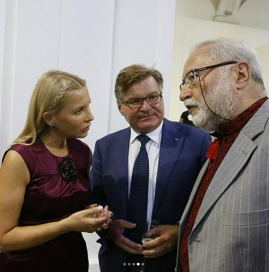 Юлия Тимошенко. Фото Instagram Юлии Тимошенко