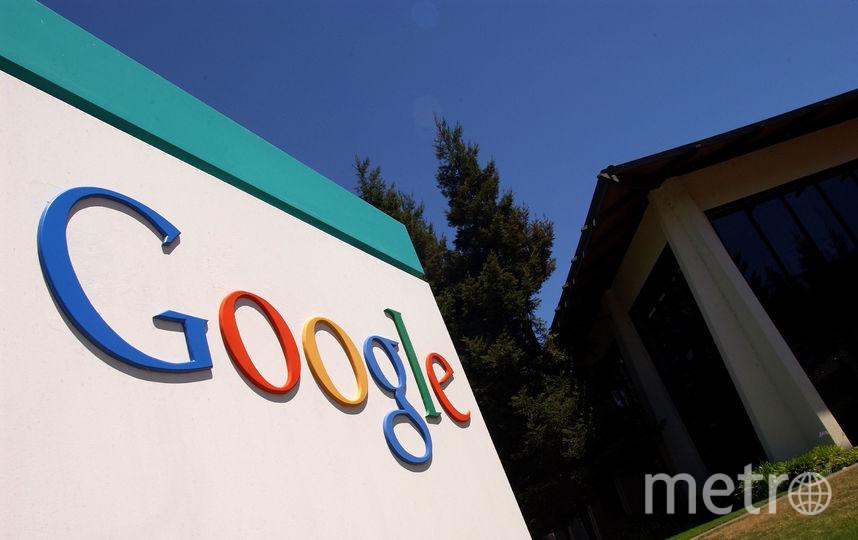 Google. Фото Getty