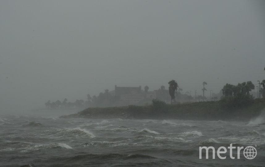 "Ураган ""Харви"" в Луизиане. Фото AFP"