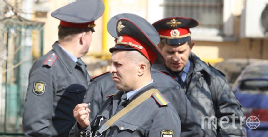Полиция. Фото Андрей Свитайло