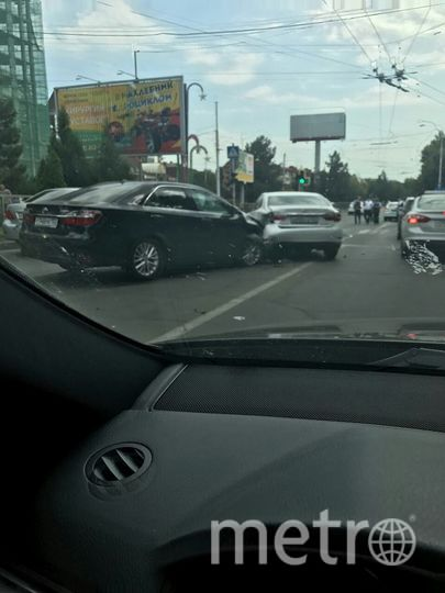 Погоня и перестрелка в Краснодаре: в городе объявлена спецоперация. Фото все - vk.com/my_krd