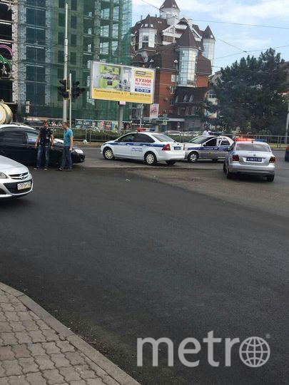 Погоня и перестрелка в Краснодаре: в городе объявлена спецоперация.