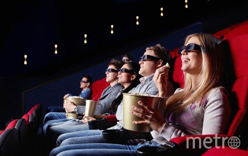 В 2017 году зарубежные фильмы показали рекордно низкие сборы в российских кинотеатрах. Фото Фотоархив.