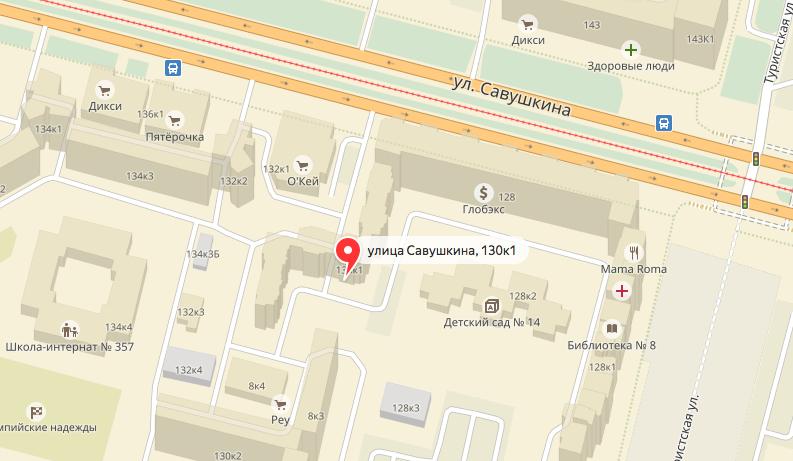 Трагедия случилась в многоэтажке на Савушкина. Фото vk.com