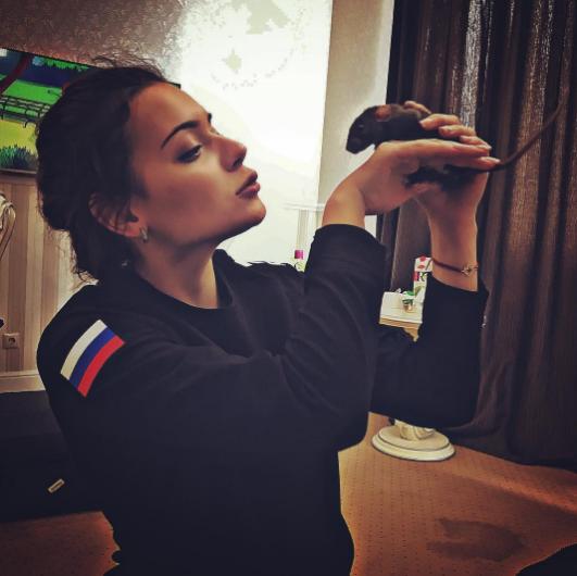 Фигуристка Аделина Сотникова. Фото Instagram Сотниковой