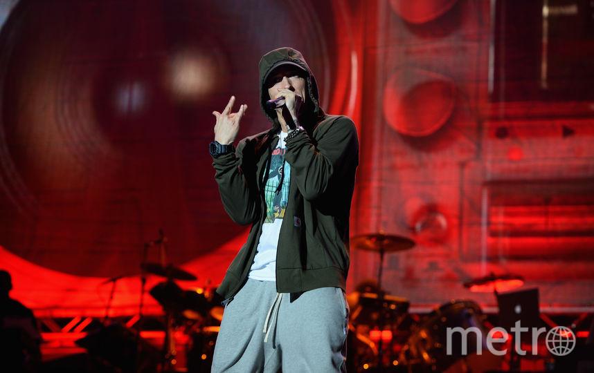 Eminem. Фото Getty