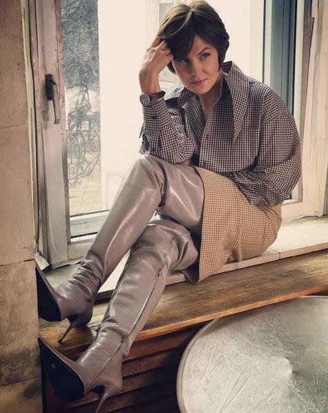 Рената Литвинова. Фото Instagram Ренаты Литвиновой.