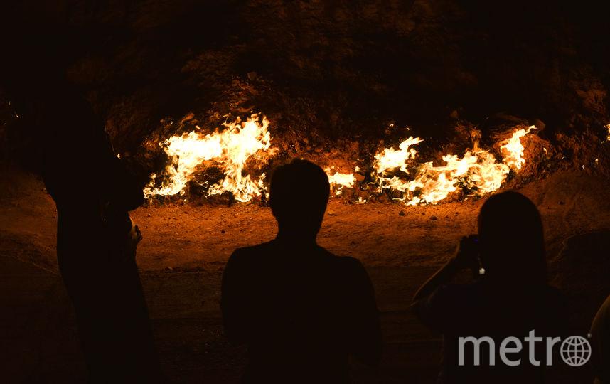 Огненная гора. Фото Василий Кузьмичёнок