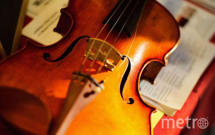 Скрипка. Фото Getty