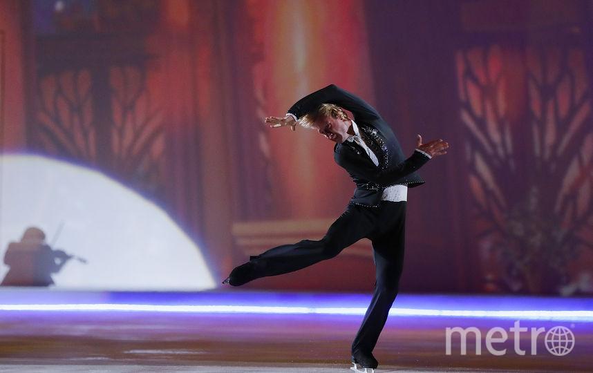 Двукратный олимпийский чемпион по фигурному катанию и тренер Евгений Плющенко. Фото Getty