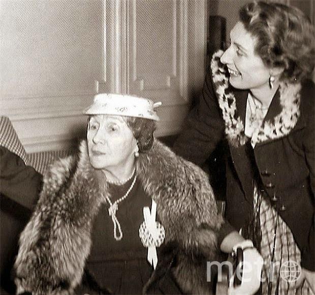 Матильда до самой старости оставалась элегантной дамой | фото из архива.